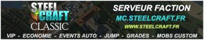 Serveur Minecraft SteelCraft