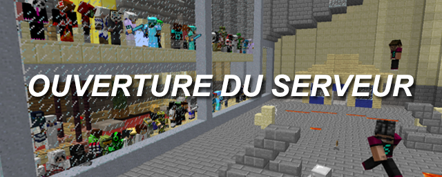 STEELCRAFT CLASSIC EST OUVERT !